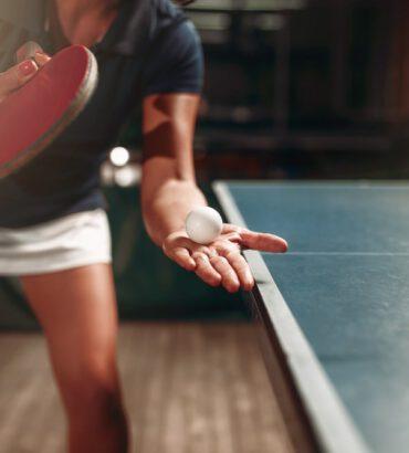 Tenis stołowy jako aktywność fizyczna